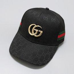 chapeau de laine noir oreille de chat Promotion Designer papa polo chapeaux casquette de baseball pour hommes et femmes célèbres marques coton réglable crâne sport golf courbé chapeau 331