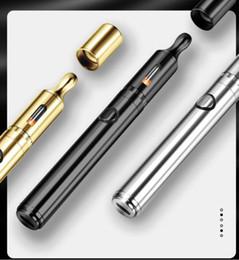 gold ego c Rabatt Neue EVDO elektronische Zigarette 20W personalit super Rauch Dampf Rauch Rauchen Artefakt 900MAH Batteriekapazität elektronische Zigarette