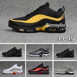 c4fe0aac16 air 95 2019 - 95 Mercurial TN Mens Designer Running Shoes 2019 Men Casual  TPU Air