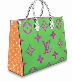 L5A V Plaid # 44655 Moda Evening Leather Bags Mulheres Tote Bolsas Composite Bag Lady embreagem ombro Totes Feminino Bolsa com CO21 Carteira de Fornecedores de saco da mamã ajustado