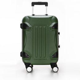 28 чемодан чемоданчика Скидка 20 24 28 дюймов камера ПК + ABS чемодан багажная коробка прядильная коробка БЕСПЛАТНАЯ ДОСТАВКА
