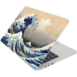 2019 ноутбуки япония Япония Classsical Картина укиё-э ноутбук наклейки для Decal Pro Air Retina 11 12 13 15 дюймов Mac Full Cover Notebook Skin скидка ноутбуки япония