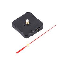 15mm Long Thread Quiet Mute Quartz Clock Movement Mechanism DIY Repair Tool RU