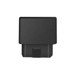 camionnage gps Promotion SAFETY FENSE OBD II GPS Tracker Dispositif de suivi en temps réel des camions de voiture observer le système de localisation