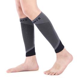 2019 tubos de piernas largas Leg Guardia Medias de compresión Tubo largo Anti hinchazón Leggings Calcetines de fútbol Absorber el sudor Formar calcetines deportivos tubos de piernas largas baratos