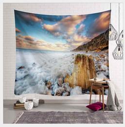 2019 óleo, abstratos, pintura, girassóis Tapeçaria tapeçaria poliéster cenário padrão cobertor tapeçaria Home Decor AU