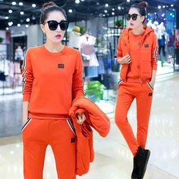 bd1bcd5136bc YICIYA tracksuits for women outfits sportswear two 3 piece set plus size  pant suits top winter warm thicking cashmere clothing