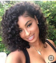 Discount Side Part Curly Hair Women Side Part Curly Hair