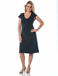 Алки и V-образным вырезом из двойной ткани лиф с линии пелерина платье Сильвия supplier silvia от Поставщики сильвия