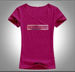 2019 Fransız İtalyan kadın T-shirt yaz rahat yüksek dereceli baskılı pamuk kadın T-shirt streç kısa kollu T-shirt boyut s-xl cheap stretch cotton shorts women nereden pamuk şort kadın gergin tedarikçiler