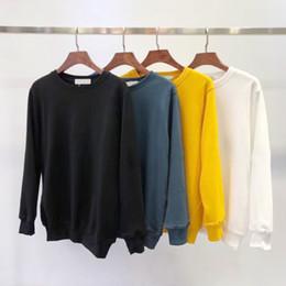 varietà abbigliamento all'ingrosso Sconti Nuovo inverno di autunno di modo Uomini 108 a maniche lunghe con cappuccio Hip Hop Felpe cappotto maglione abiti maglione casuale S-2XL # 811