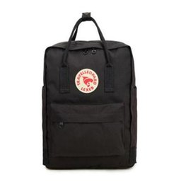 Nueva mochila estudiante juvenil sueco School Bag Girls boy doble bolsa de lona hombres mujeres ocio bolsa de viaje desde fabricantes