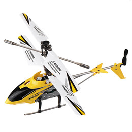 3.5-канальный гироскоп вертолета rc онлайн-Лучшая Стабильность SYMA S107H 2.4 Г 3.5CH Hover Высота Удержания RC Вертолет W / Гироскоп RTF RC Игрушки Для Мальчика Подарок Детям Открытый Игрушки