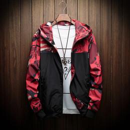 d043ee7d9a Men s Jacket Casual Winter Warm Men Clothes Hoodie Camouflage Windproof  Sports Outwear hip hop Streetwear Coat Ceket Mont 5xl