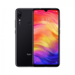 Xiaomi Redmi Note 7 6GB RAM 64GB ROM Qualcomm Snapdragon 660 AIE 48.0MP + 5.0MP Cámara dual 6.3 pulgadas 2340 x 1080 píxeles 4G LTE Smartphone desde fabricantes