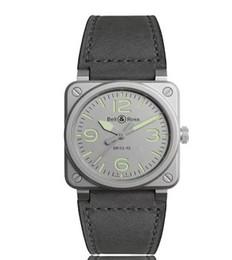 Relógios de mesa de quartzo on-line-Montre Homme Moda Atmos Relógio Homens De Aço De Quartzo Caso Relógios De Couro Relógios Militares Mulheres Homens Relógio De Mesa De Luxo Relogio masculino