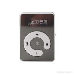 скачать mp3 Скидка Музыкальный MP3-плеер Портативный с поддержкой клипс TF / SD Card Обеспечить стерео наушники