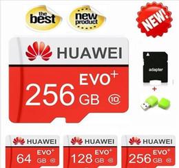 Новый Huawei 32GB 64GB 128GB 256GB карты памяти класса 10 Sd карты USB флэш-памяти TF Drive Stick от