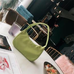 Stoff brieftaschen online-Designer- Frauen Designer-Taschen Nylongeldbeutel Crescent Tasche Spiel Stoff Fluorescent Tote Handtaschen-Mappen-Taschen-Parachute Stoffbeutel