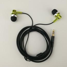 Canada Ecouteurs en fil épais accord direct de la vente en gros des oreillettes pas cher dorure bleue dorée pour iPhone CP-12 500ps Offre