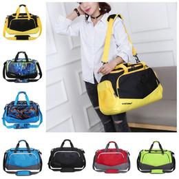 c4f36beac71b Unisex U A Duffle Bag Travel Handbag Under Waterproof Nylon Shoulder Tote  Bags Large Capacity Handbags Outdoor Sports Bag Luggage 7 Color