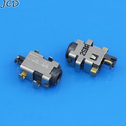 2019 power jack asus JCD 5-50pcs / lot DC Power Jack Stecker Ladeanschlussbuchse Stecker Für Asus Eee PC EeePC X101 X101 X101CH X101CH R11CX 5-poliger Stecker rabatt power jack asus