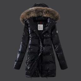 vestes à col montant imperméables Promotion Designer Hot FemmesMoncler Veste Manteau d'hiver épais manteau coupe-vent Marque braguette Veste Outdoor Sport Vestes Vêtements pour femmes 215