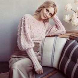 livre tricô cardigans padrões Desconto 2019 mulheres cor-de-rosa das senhoras feitas malha do desenhador das camisolas do rosa das camisolas longas da luva longa