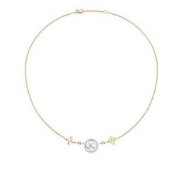 Designer collana Idylle Blossom gioielli di design di lusso donne collana a quattro foglie di trifoglio collana 18k catena 2019 accessori di moda di lusso da