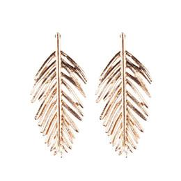 orecchino maxi Sconti Orecchini a forma di pendenti in lega vintage a forma di maxi accessori per gioielli da sposa all'ingrosso