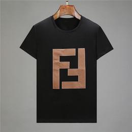 Erkekler Için 2019 Moda Tees Pamuk Mens kapalı Giyim T-shirt Yuvarlak Yaka milyarder Adam Üstleri Yaz Kısa Kollu siyah Beyaz mektubu gömlek cheap billionaire t shirt nereden milyarder tişört tedarikçiler