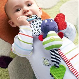 musica per culla Sconti Music Baby Toys Teether Infant Peluche Mobile Culla Car Hanging Sonagli Passeggino