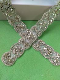 Хрустальные жемчужные пояса для женщин сшитые на атласной ленте свадебные пояса для талии от