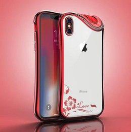 fascino per telefoni cellulari Sconti Nuova cassa del telefono mobile Stile Xiaomanwaist affascinante Tpu Soft telefono cellulare Shell protettiva Shell telefono cellulare per iPhone X XR XSMAX