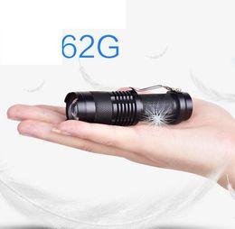 Foco lanterna lanterna on-line-Portátil Mini Lanterna De Alumínio UV Violeta Violeta Luz UV 395nm tocha 600LM Foco Ajustável 3 Modos de luz de detecção de luz infravermelha