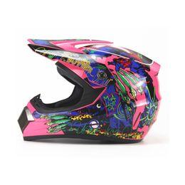 Casco pieno faccia delle donne online-Casco moto capacete protettivo moto per gli uomini delle donne fuori Caschi di motocross strada piena faccia sicuro i caschi Casco capacete casco MOT