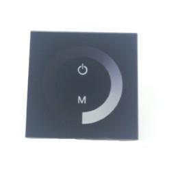 Argentina Controlador de panel táctil para 12V 24V LED Lámpara Dimmer Switch Blanco cálido Blanco Frío Rojo Azul Verde Tira flexible Solo color Brillo ajustable Suministro