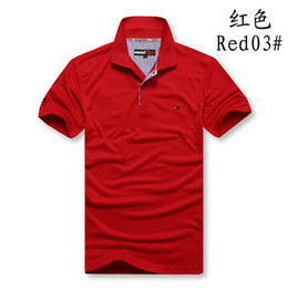 camisetas delgadas para hombres Rebajas 100% de lujo de algodón para hombre T Shirts ojos del amarillo diseño de impresión Slim Fit bordado de las camisetas del polo para las camisetas Hombre Primavera Homme Hombres Camisa