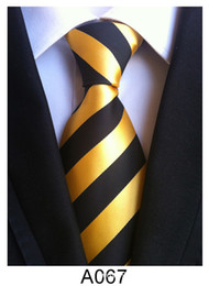 En çok satan erkek business executive kravat polyester ipek ok tipi jakarlı büyük çizgili kravat erkek nokta toptan 8 cm 12 adet nereden en çok satan erkek bağları tedarikçiler