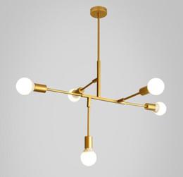 2019 24 zoll rundes glas Einfache Art moderne hängende hängende Lampe LED unbedeutende Schwarz- / Goldstabtreppenfoyerlebensesszimmer-hängende Deckenlampe