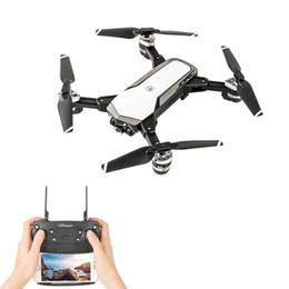 JDRC JD-20S JD20S PRO WiFi FPV Drone w / 5MP 1080P HD Cámara 18 min FlightTime Plegable RC Mini Drone Quadcopter Helicóptero RTF desde fabricantes