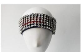 2019 hairband della fascia degli uomini Fascia elastica per gli uomini e le donne a righe Hairband per le donne ragazza retrò Headwraps regali sconti hairband della fascia degli uomini