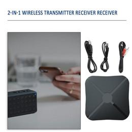 alternar aux Desconto Extremamente leve e portátil Wireless Audio 4.2 Adapter Receptor 2-in-1 Tv Car Transmitter Receiver