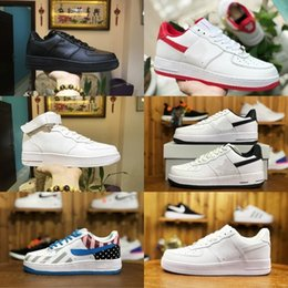 size 40 3b9b6 ed175 2019 nike air force 1 one airforce shoes Nike air forces zapatos deportivos  Grape Volt Hyper Violet Blue Hombres mujeres Zapatillas de running Triple  blanco ...