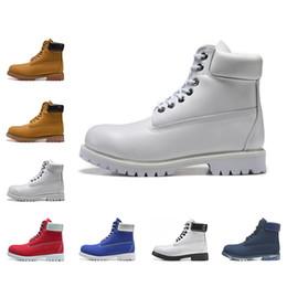 sapatos de couro beckham Desconto Timberland de inverno marca NOVA Ankle Snow boots para homens mulheres sapatos sapatilhas dos homens formadores Sapatos de Montanhismo Designers tamanho 36-45