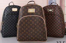 Nouveaux arrivants Mode Hommes Sacs d'école Femmes Sac à dos Sac à dos en cuir PU Lady Bags imitations de marques ? partir de fabricateur