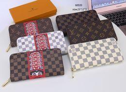 Canada 918 SAC approvisionnement Pochettes Mode portefeuille court femme boucle impression sac multi-carte carte boucle portefeuille pochette Coin Purse fashion Offre