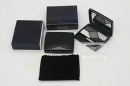 Maquillaje CALIENTE Sombra de ojos 5 Placas de sombra de ojos de color 5 COULEURS EYESHADOW 5.7G 6pc desde fabricantes