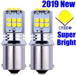 Luzes led cree on-line-2 PCS 1156 BA15s 7506 P10W R10W Cree Chips LEVOU Carro Turn Signal Luz de Freio Cauda Lâmpada Auto Traseira Reversa Lâmpada de Circulação Diurna Luz