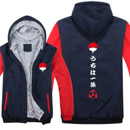 Sweats à capuche d'hiver Sweatshirts Naruto Akatsuki Uchiha Itach Kakashi Boruto Hommes femmes vetements d'automne chauds ? partir de fabricateur